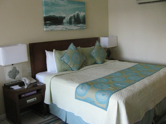 Turtle Beach by Elegant Hotels: Our Room Facing Ocean