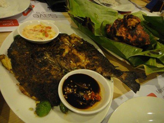 Rasane Sea Food: Grilled Fish