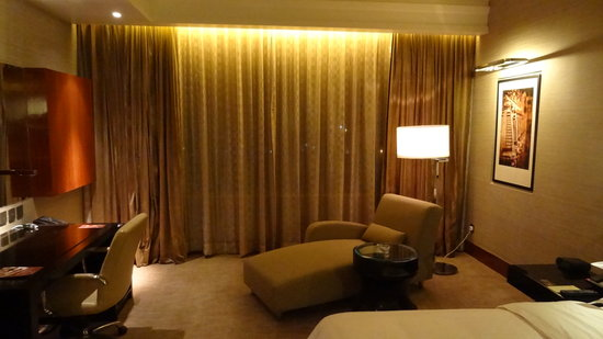 Sheraton Grand Bangalore Hotel at Brigade Gateway: view of the room