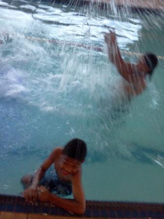 Courtyard by Marriott Alexandria Pentagon South: Love the Indoor Pool