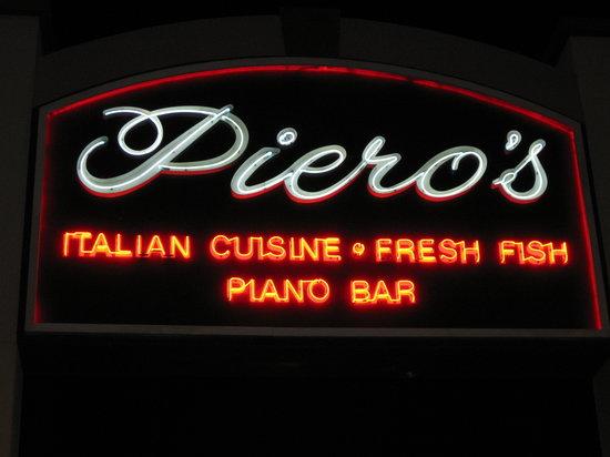 Piero's Italian Cuisine