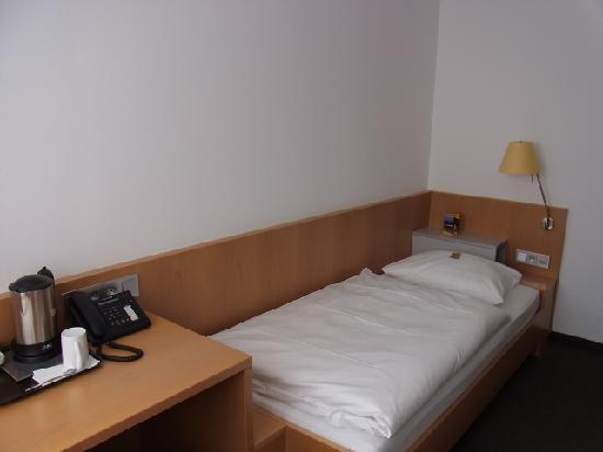 Das Spenerhaus: こういうベッドが好きです。