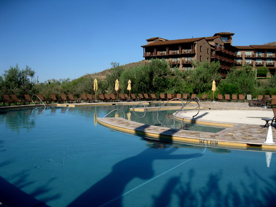 The Ritz-Carlton Dove Mountain: The Larger Pool