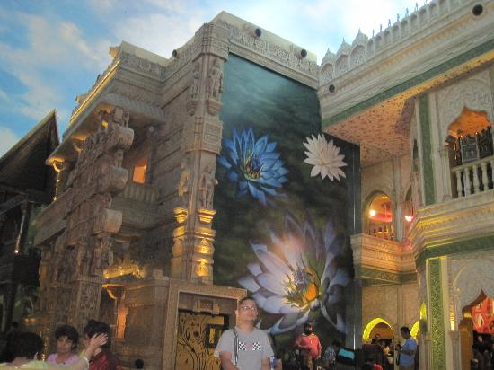 Kingdom of Dreams: Culture Gully pic