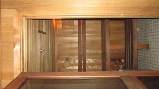 Hotel Grand Chancellor Adelaide on Hindley: sauna room
