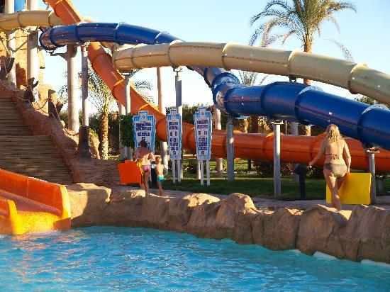 Aqua Blu Sharm: аквапарк