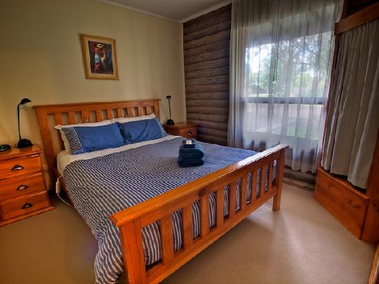 Southern Grampians Cottages: Comfortable beds, quality linen