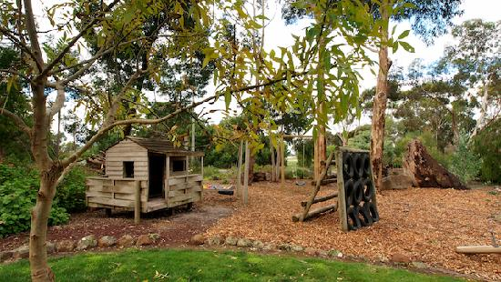 Southern Grampians Cottages: Children's playground