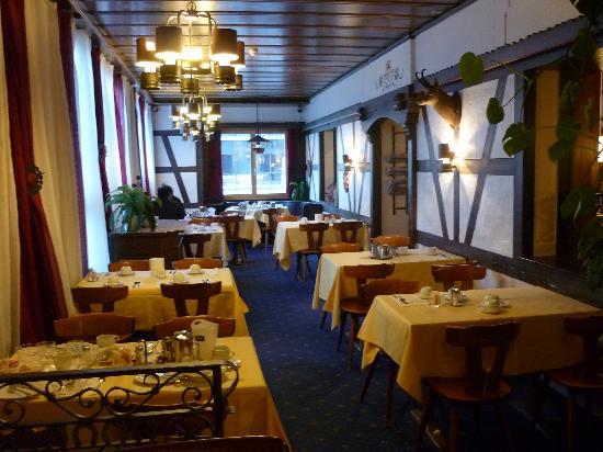 Hotel Ochsen: Hotel Breakfast Room