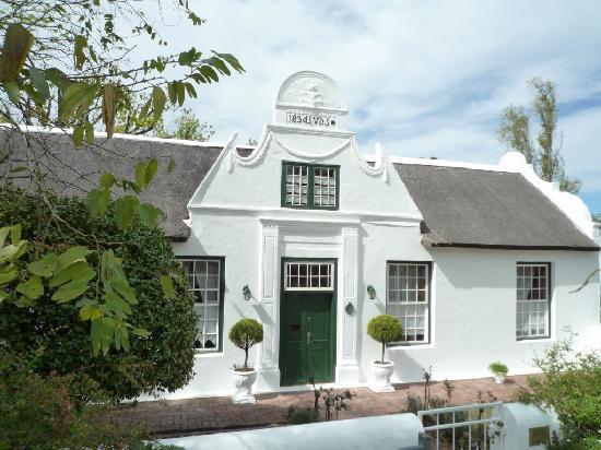 Rothman Manor: Manor House