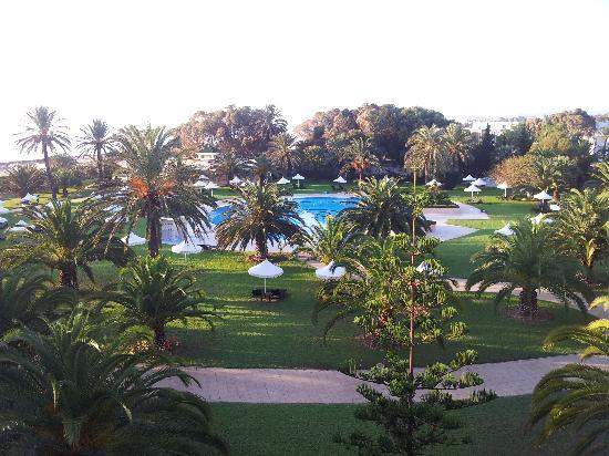 Hotel Riu Palace Oceana Hammamet: La piscine