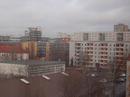 TRYP by Wyndham Berlin City East: View from our room