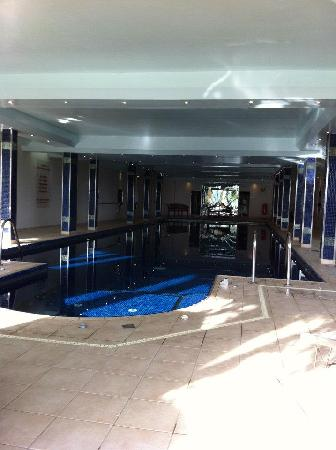 The Art Deco Style Swimming Pool Picture Of Bovey Castle Hotel North Bovey Tripadvisor