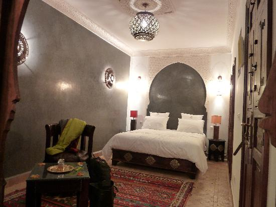 Riad Charme d'Orient : chambre Moulay Ahmed