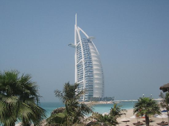 แกรนด์ ไฮแอท ดูไบ: Burj Al Arab Hotel