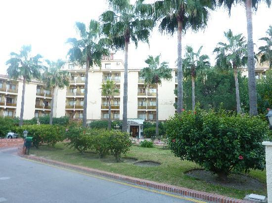 Sol Don Pedro Hotel: habitaciones vista jardin