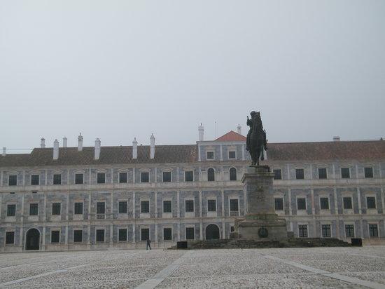 Vila Vicosa, Portugal: Vista del Palacio Ducal