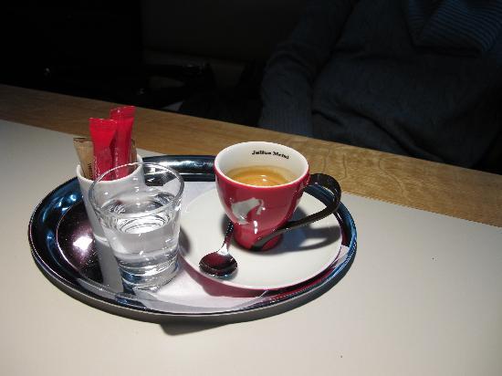 Potrefena Husa : il caffé