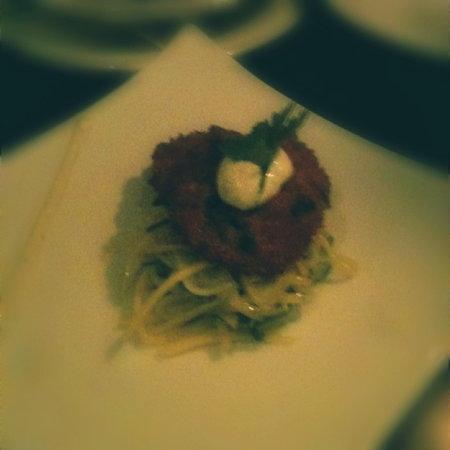 Bravo Restaurant & Lounge: shrimpcake