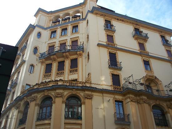 edificio al Vomero