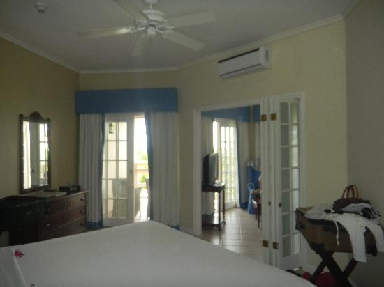 Couples Sans Souci: Spacious rooms