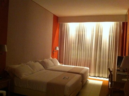 Culture Hotel Villa Capodimonte: camera standard