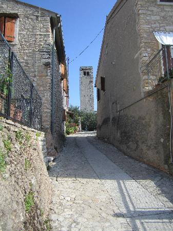 Dalla Rosa Alda: The nearby church