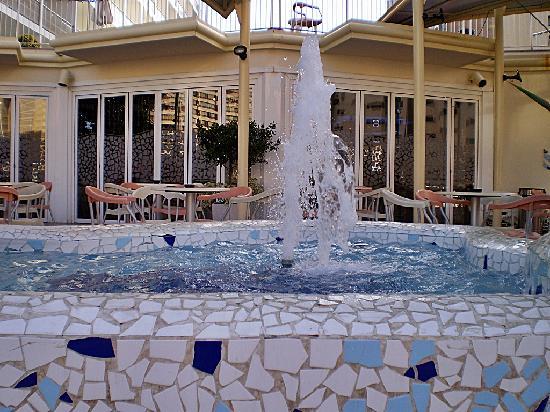 Servigroup Nereo: terraza del hotel