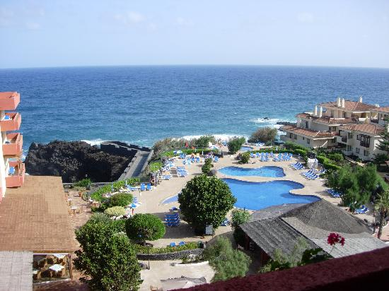 Playa de los Cancajos, España: view from room