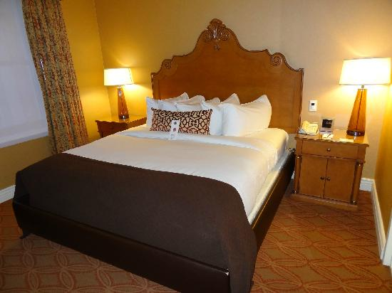 InterContinental Chicago: Bed