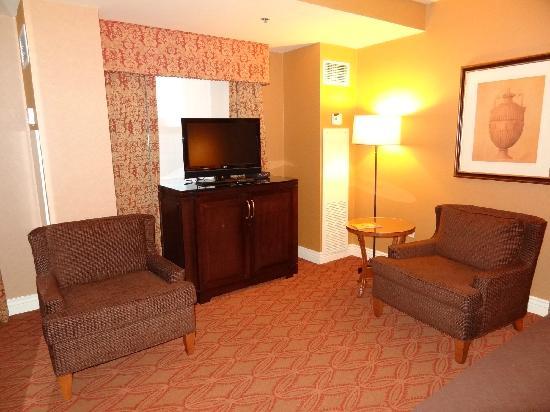 InterContinental Chicago: Spacious room