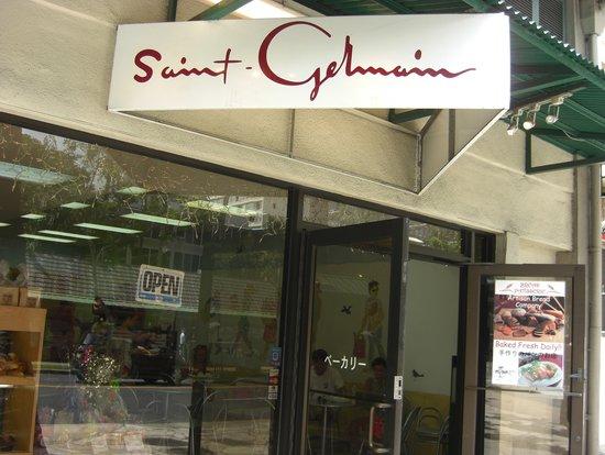 Saint Germain Waikiki: 店舗