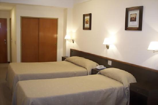 Hotel Carrara: triple