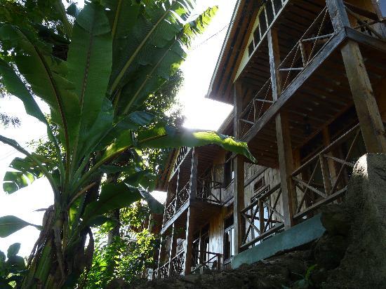 Capricorn Hotel: Hotel mit Balkonen zum Relaxen
