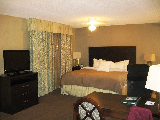 Homewood Suites by Hilton Toronto-Markham: Jacuzzi Suite