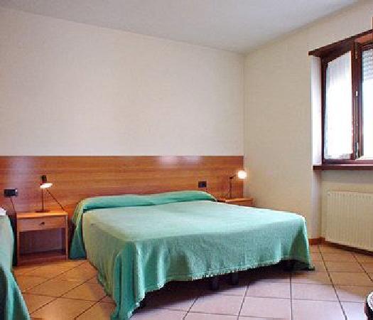 camera appartamento residence franca  arco