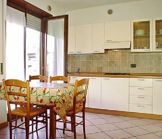 cucina residence franca bilocale