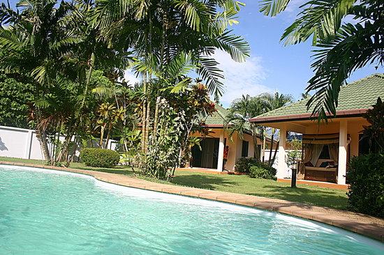 Phuket Lotus Lodge: Self Catering Budget Accomodation Thailand