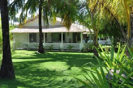 Casa Acayu: O bangalô Esmeralda