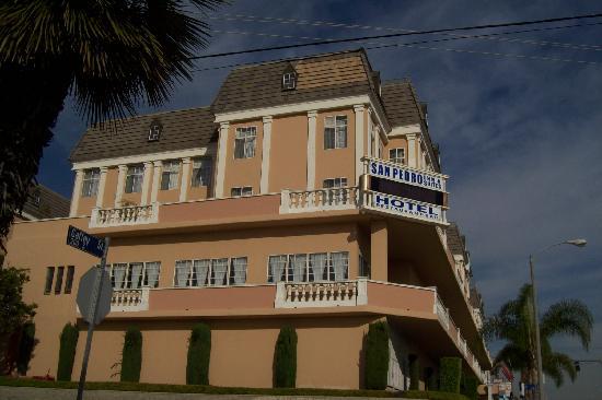 Best Western Plus San Pedro Hotel & Suites: Hoptel