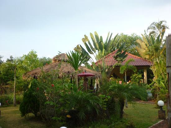 Mai Siam Resort: le jardin