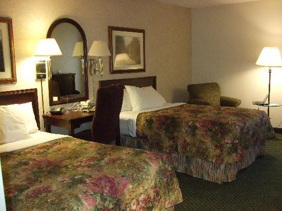 Drury Inn & Suites Houston Near The Galleria: beautiful room
