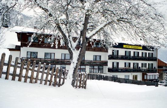 Hotel Miramonti : inverno