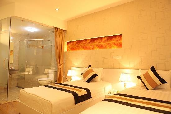 燦爛星星套房酒店照片
