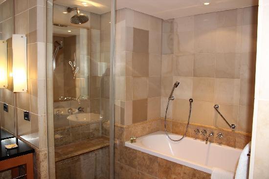 Park Hyatt Hamburg: 浴室