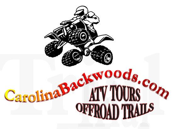 Carolinabackwoods ATV Tours: YOU WILL LOVE IT