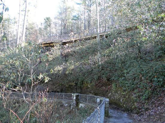 Dry Falls Walkway