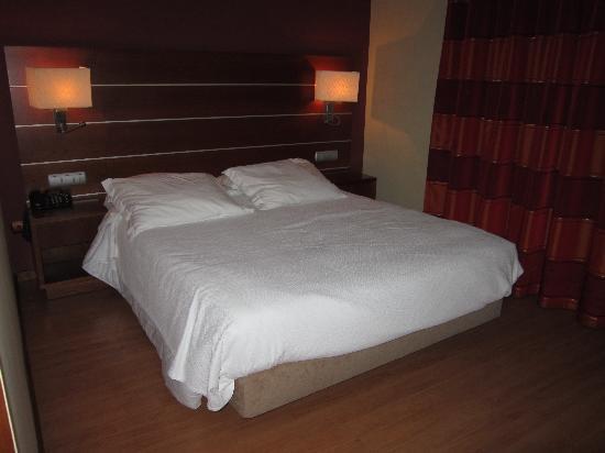 Turim Europa Hotel: Habitacion normal para dos personas