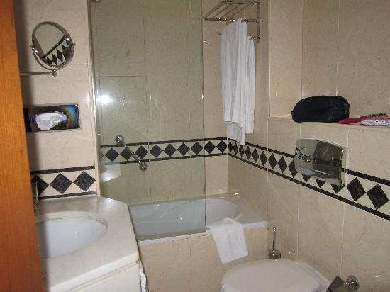 Turim Europa Hotel: Baño