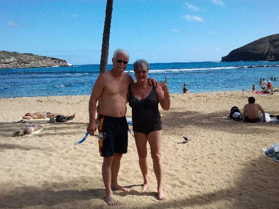 Hostelling International Waikiki: Snorkeling at Hanauma Bay!